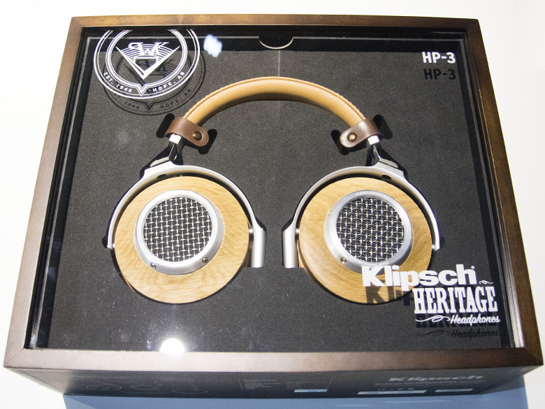 Klipsch Heritage HP-3 in Box