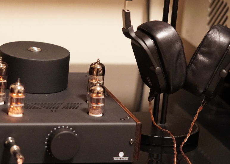 Campfire Audio Cascade with Feliks Audio Echo
