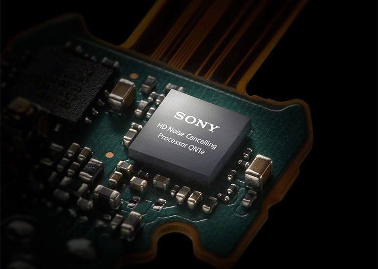 Sony QN1e HD noise-cancelling processor